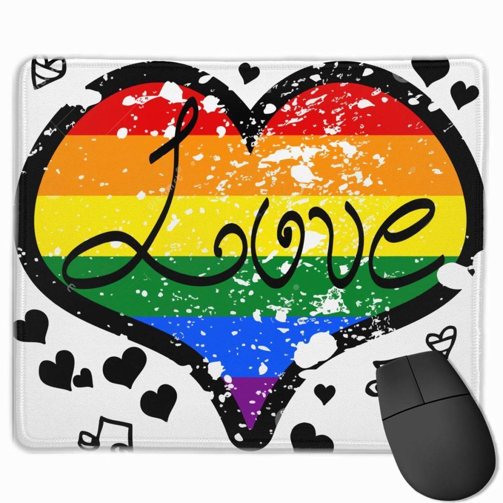 alfombrillas raton LGBT