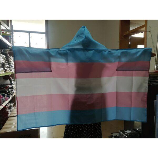 comprar capa con banderas colectivo trans trasngenero transexual colores gay todas las banderas lgbt orgullo