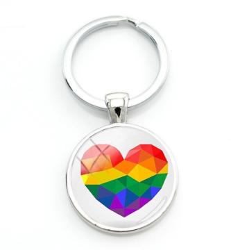 llavero orgullo LGBT