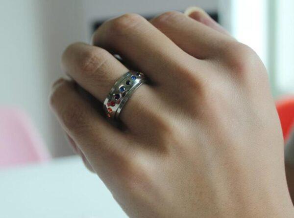 anillos lesbianas compromiso hombre gay boda gay