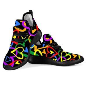 zapatillas deportivas diseño exclusivo hombre mujer gay bisexual transexual orgullo lgbt de marca